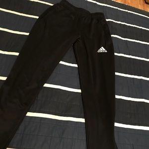 Adidas Black Sweatpants (S) Used Good Conditions